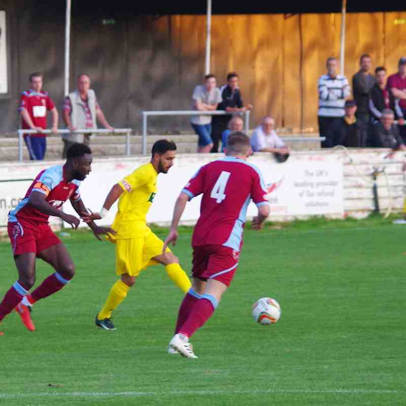 Photos - Chesham United v Banbury United