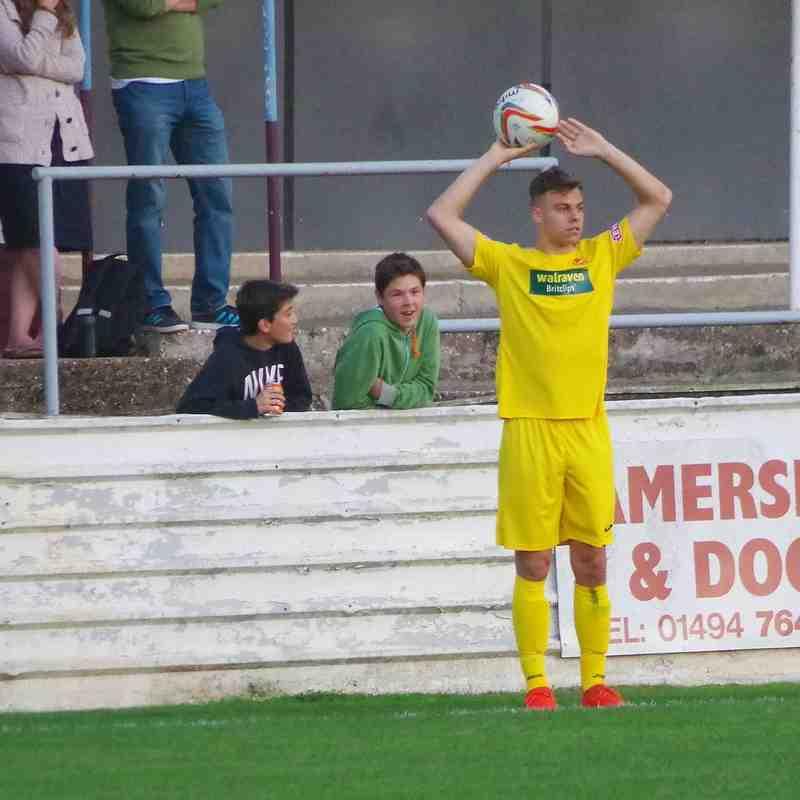 Photos - Chesham United v Banbury United