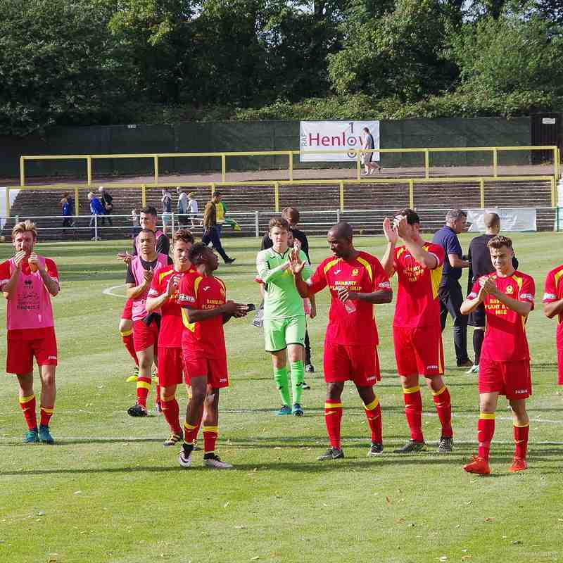 Photos - Hitchin v Banbury