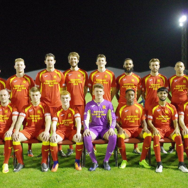 Gosport Borough 0 Banbury United 4 - Match Report