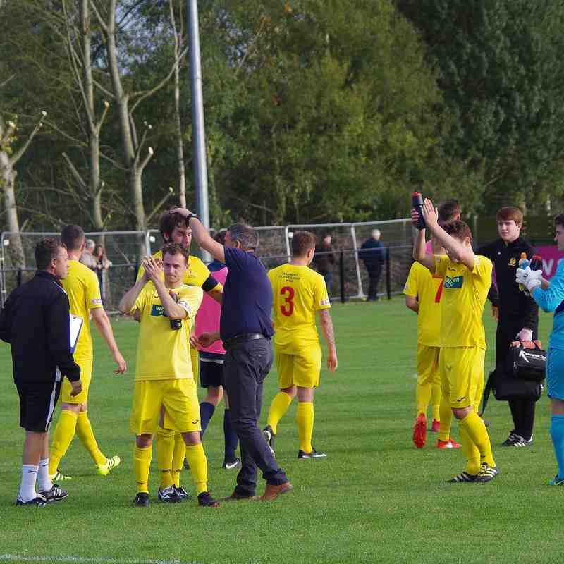 Photos - Kings Langley v Banbury