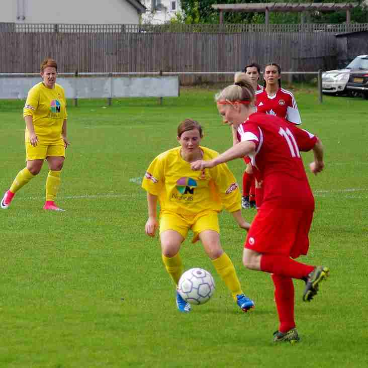 Woodstock Town Res 1 Banbury United Women 3