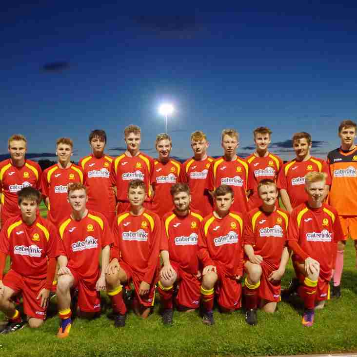 Marston Saints 1 Banbury United U18s 3