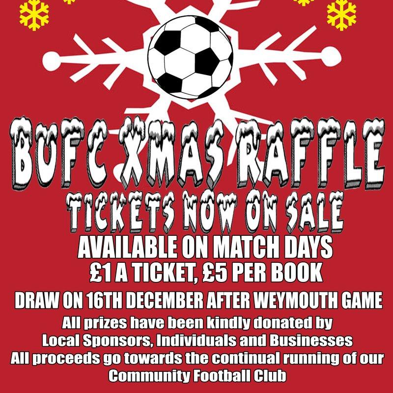 Banbury United Grand Christmas Draw
