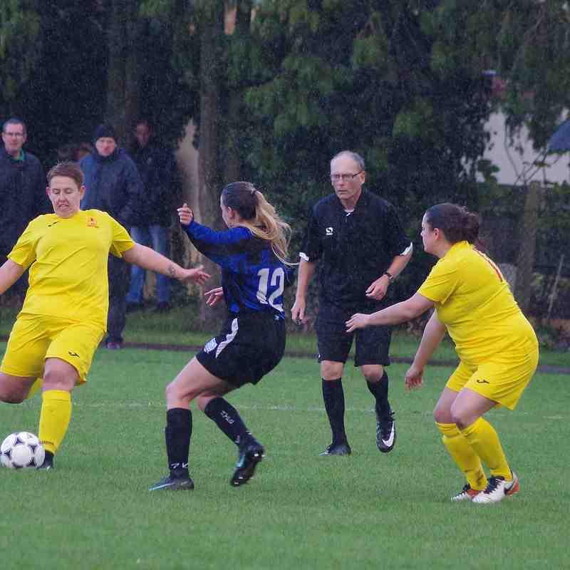 Photos - Haddenham Ladies v Banbury United Women