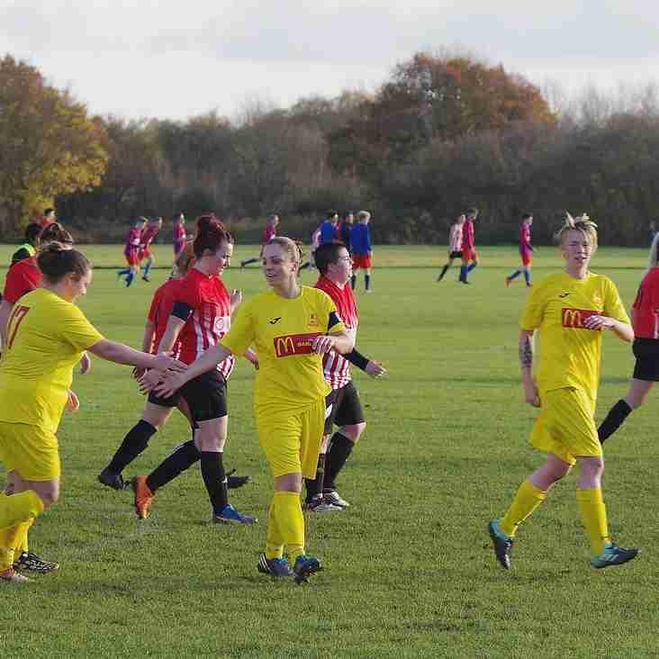 Summertown Stars 0 Banbury United Women 4