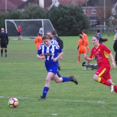 Photos - Thatcham Flames v Banbury United Women