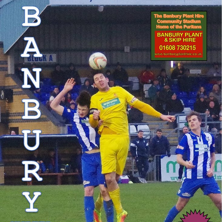 Basingstoke Town Match Preview<