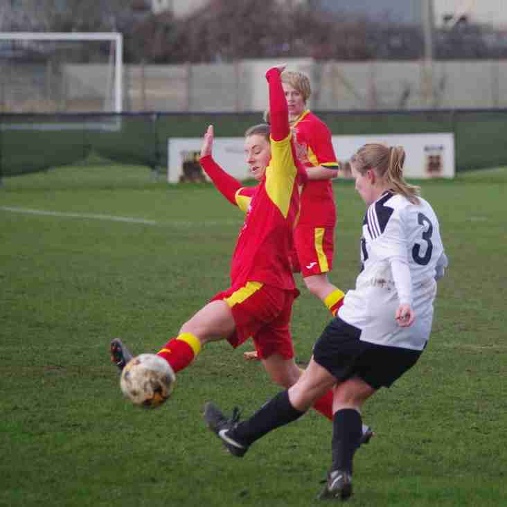 Abbey Rangers 3 Banbury United Women 0