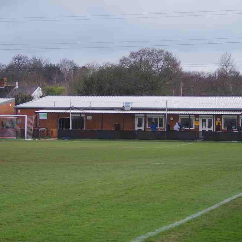 Photos - Abbey Rangers v Banbury United Women