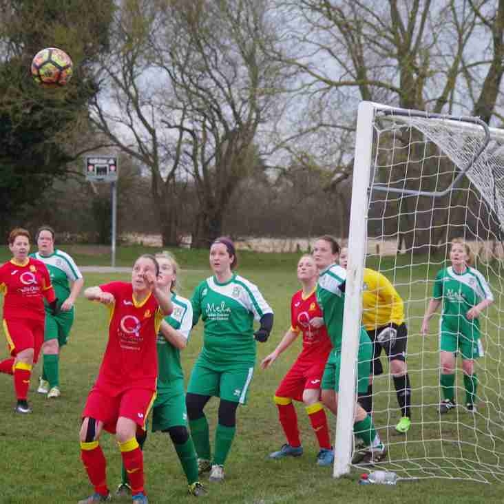 Aylesbury United Ladies 0 Banbury United Women 6
