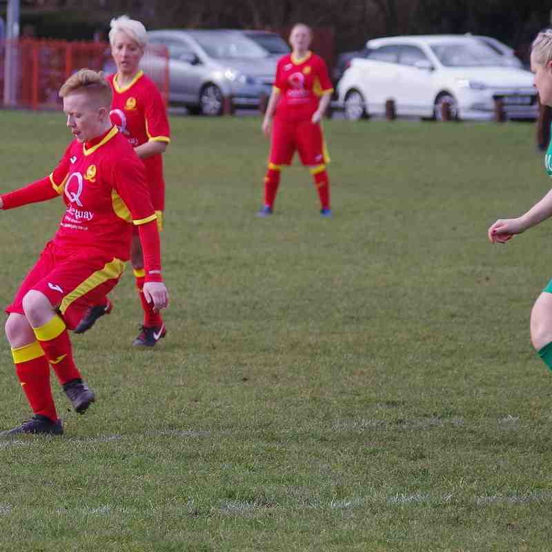 Photos - Aylesbury Utd Ladies v Banbury Utd Women