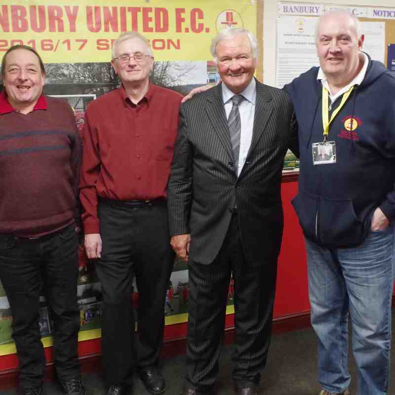 Photos - Evening with Ron Atkinson