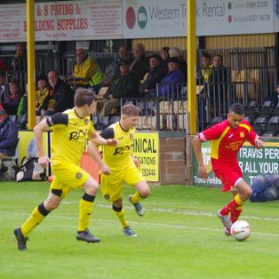 Tiverton Town 0 Banbury United 0