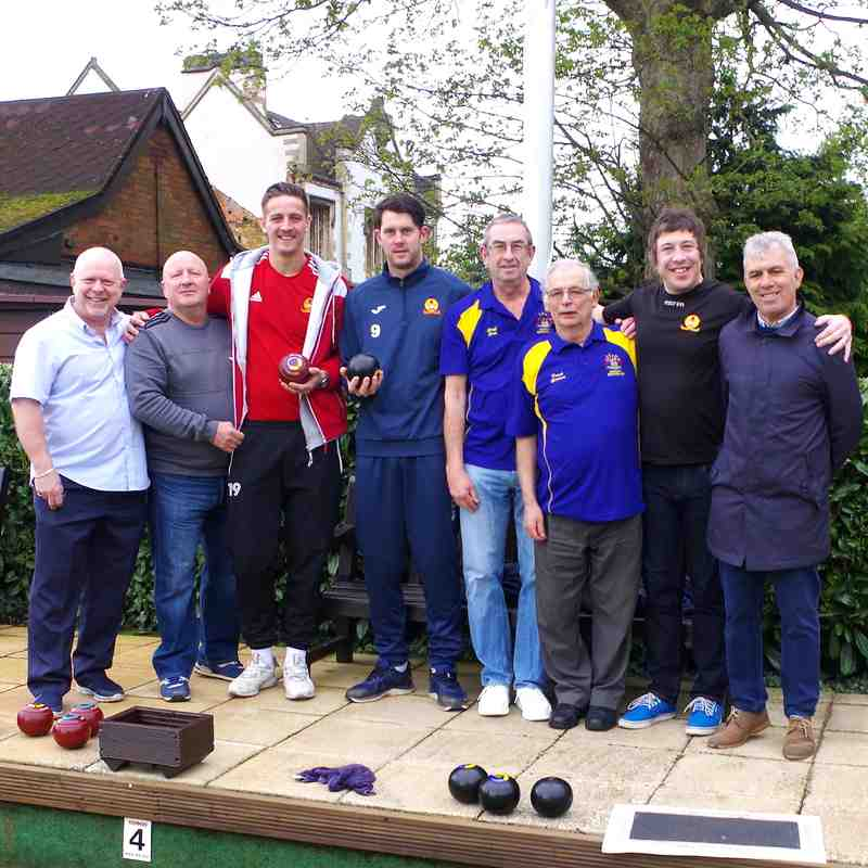 Photos - United at Banbury Borough Bowls Club Open Day