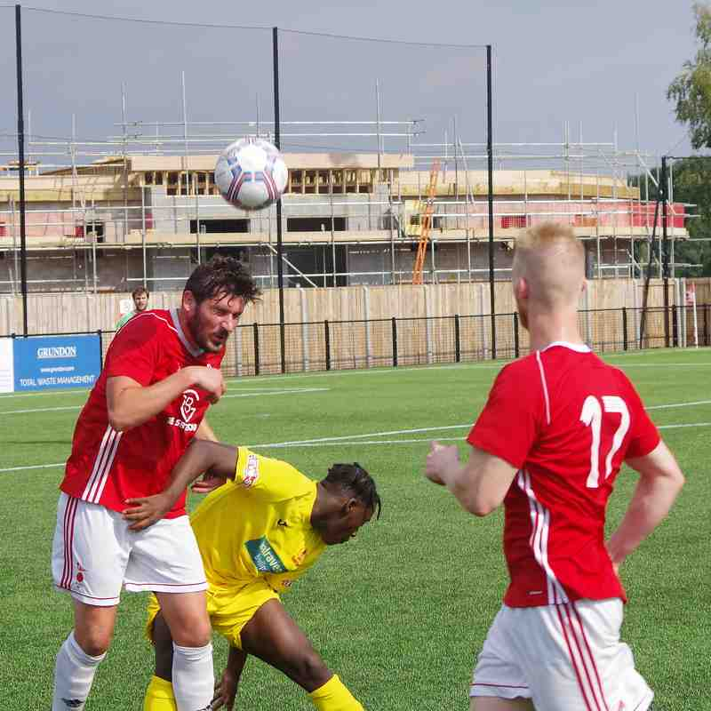 Photos - Bracknell Town v Banbury United