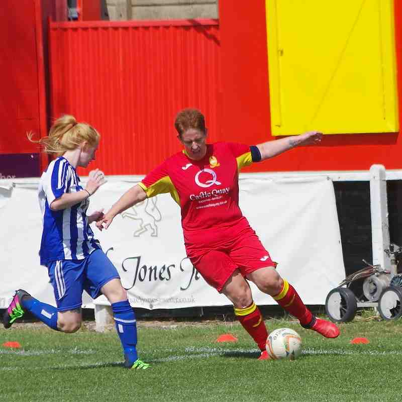 Banbury United Women v City Belles