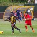 Rushall Olympic 1 Banbury United 1