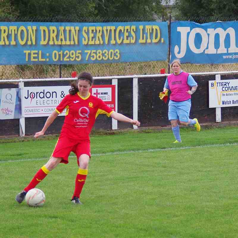 Photos - Banbury United Women v Carterton