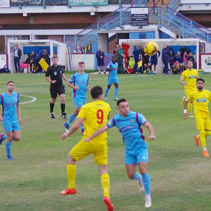 Photos - Weymouth v Banbury United