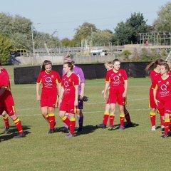 Photos Abbey Rangers 1 Banbury United Women 3