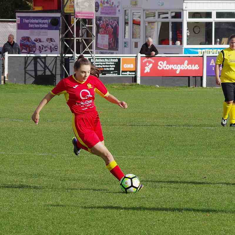Photos - Banbury United Women Dev v North Leigh