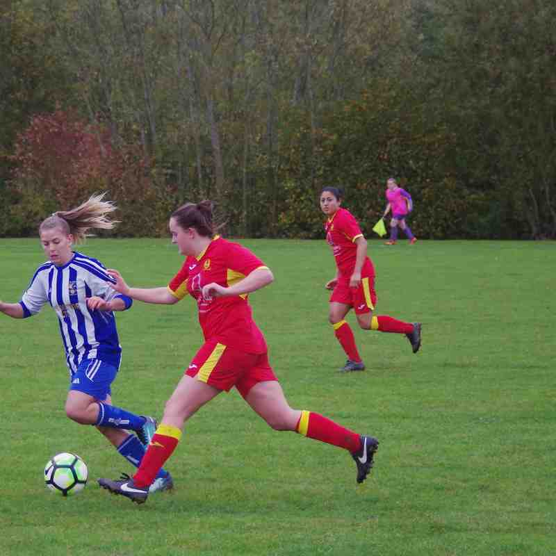 Photos - Banbury Utd Women Dev v CIty Belles