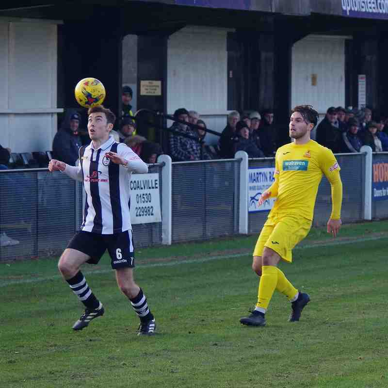 Photos - Coalville v Banbury