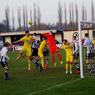 Coalville Town 1-1 Banbury United