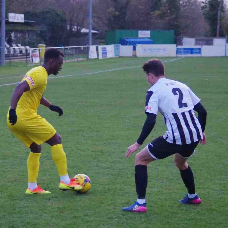 Photos - St Ives Town v Banbury United