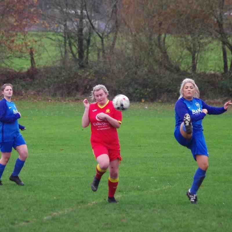 Hawley Ladies v Banbury Utd Women