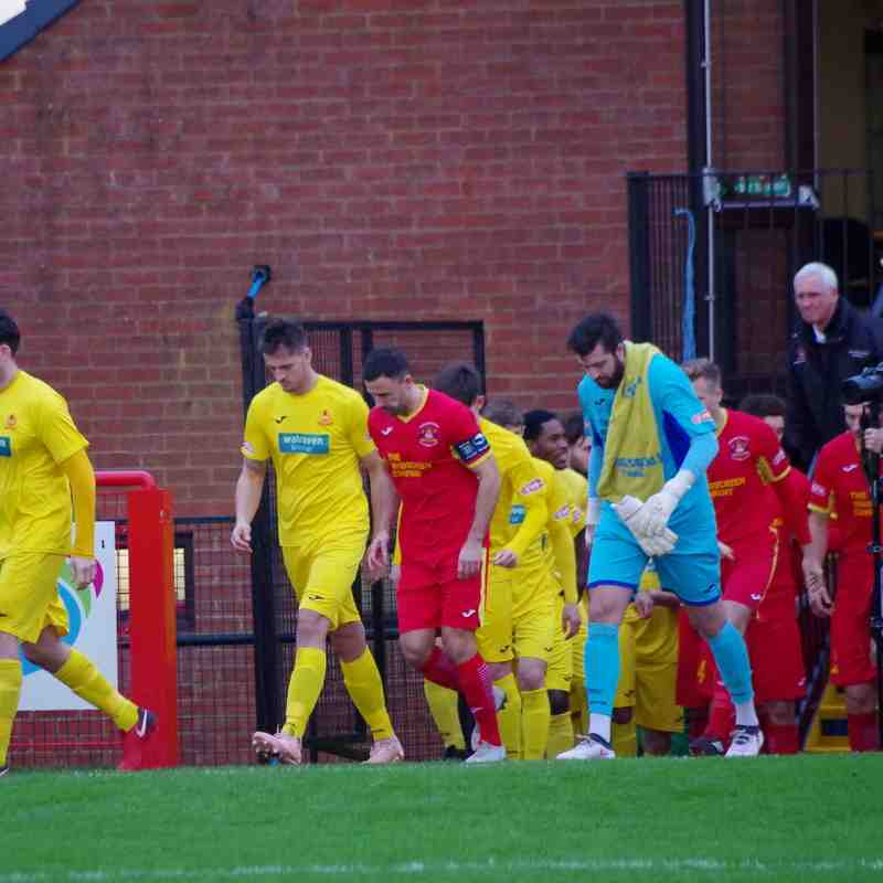 Photos - Needham Market v Banbury