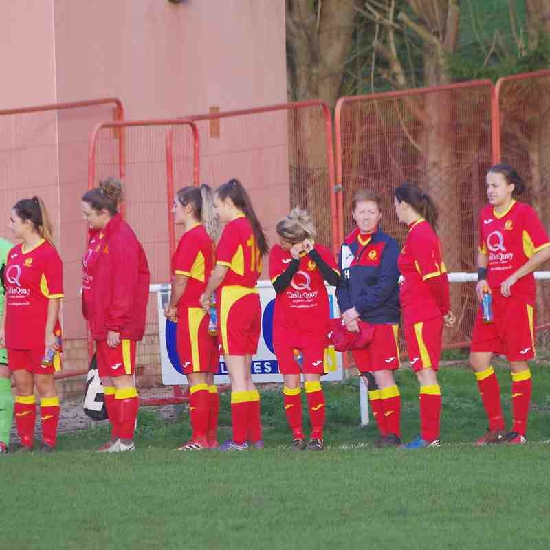 Photos - Banbury Utd Women at Buckingham Athletic