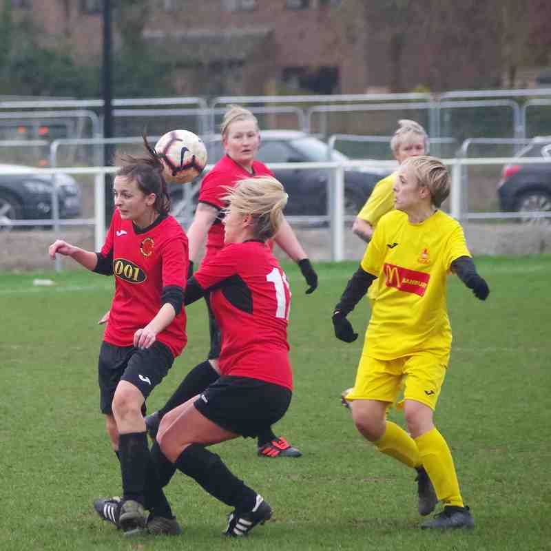 Photos - Barton United Ladies v Banbury United Women