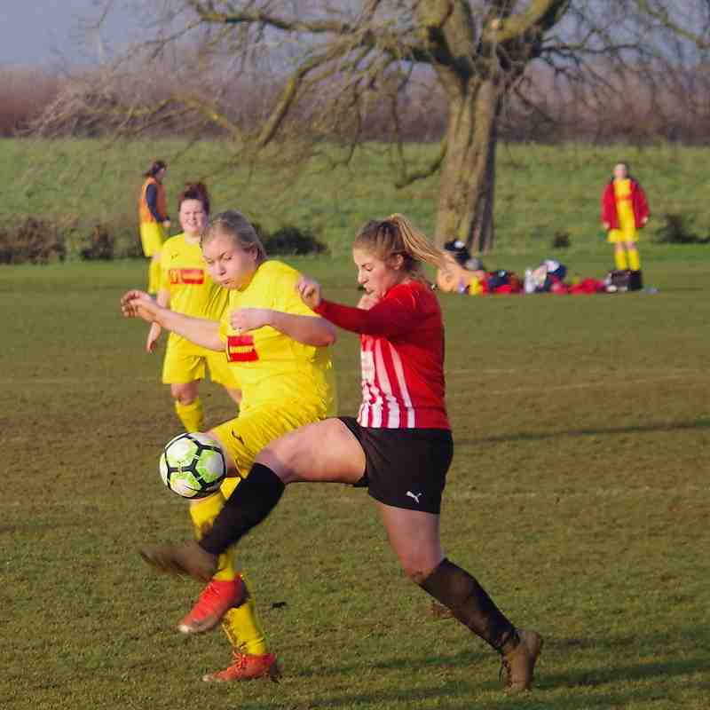 Photos - Summertown v Banbury United Women's Development