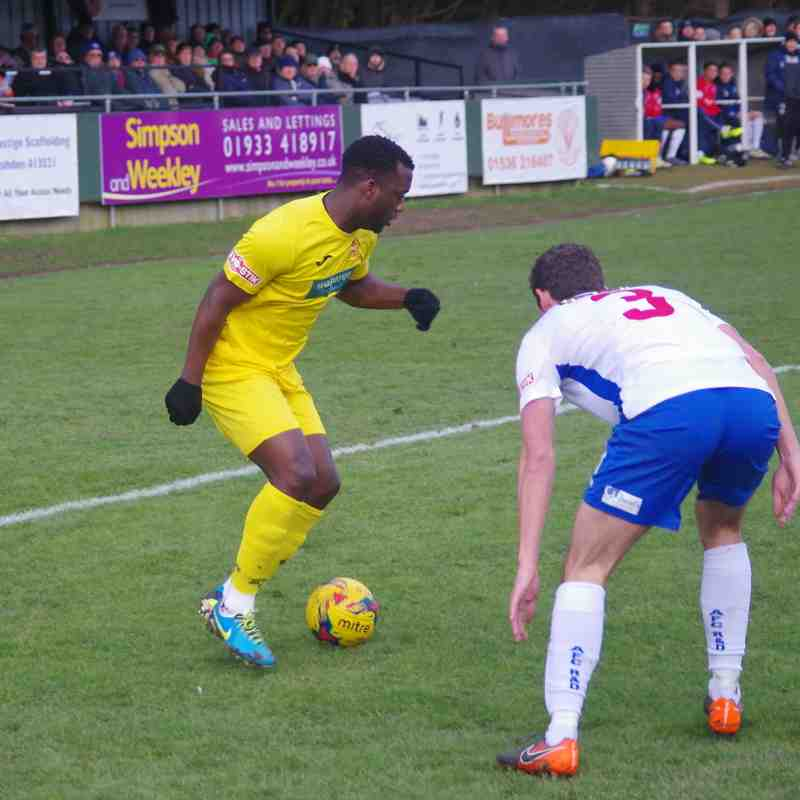Photos - AFC Rushden v Banbury
