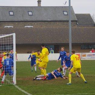 Lowestoft Town 1-0 Banbury United