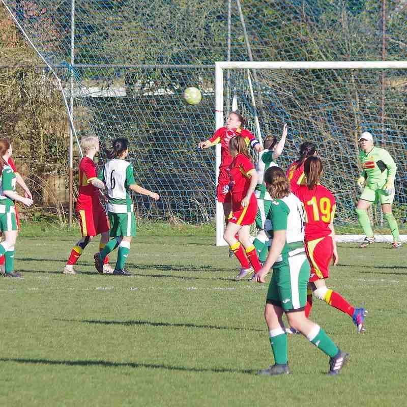 Photos - Wantage Ladies 2 Banbury Utd Women 4