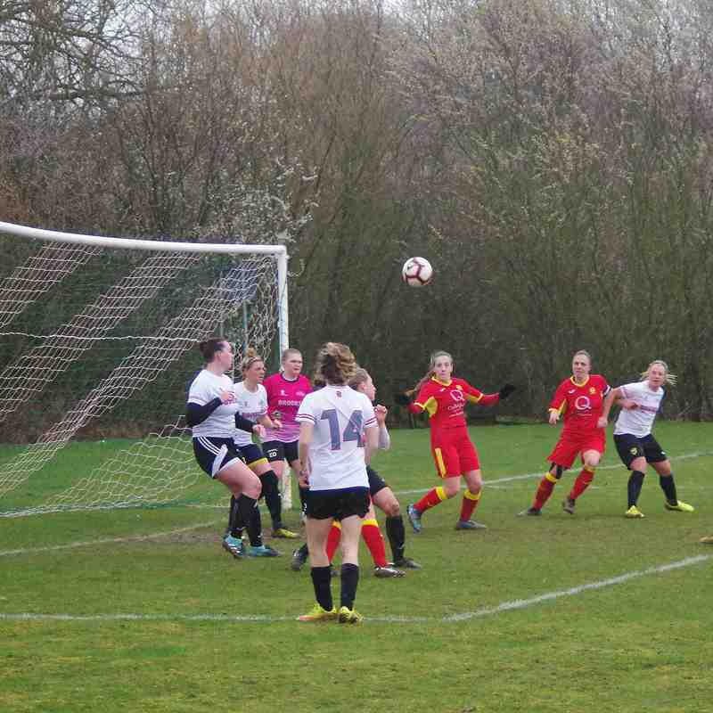 Photos - Women Development v Oxford Brookes