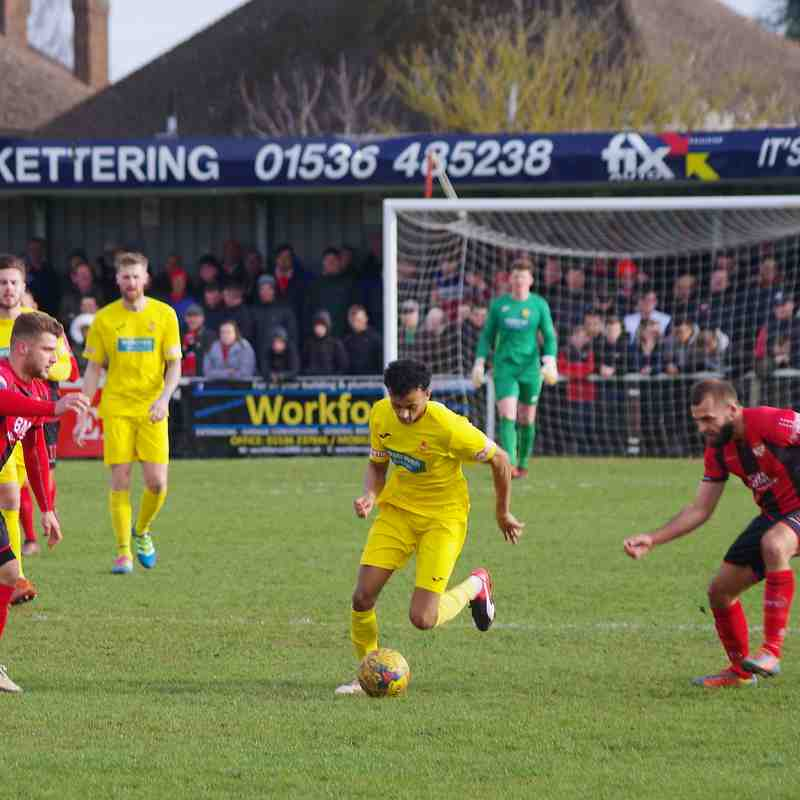 Photos - Kettering v Banbury