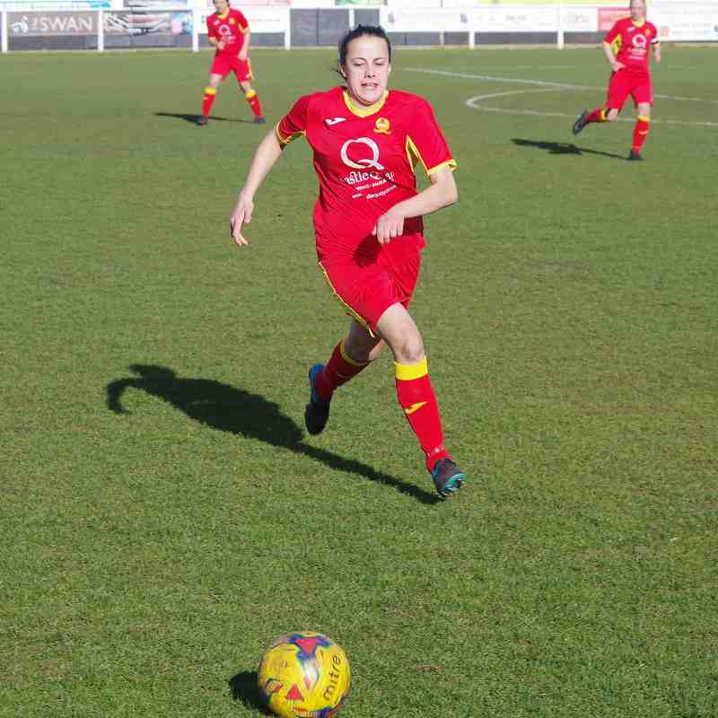 Photos - Banbury United Women v Eversley & California