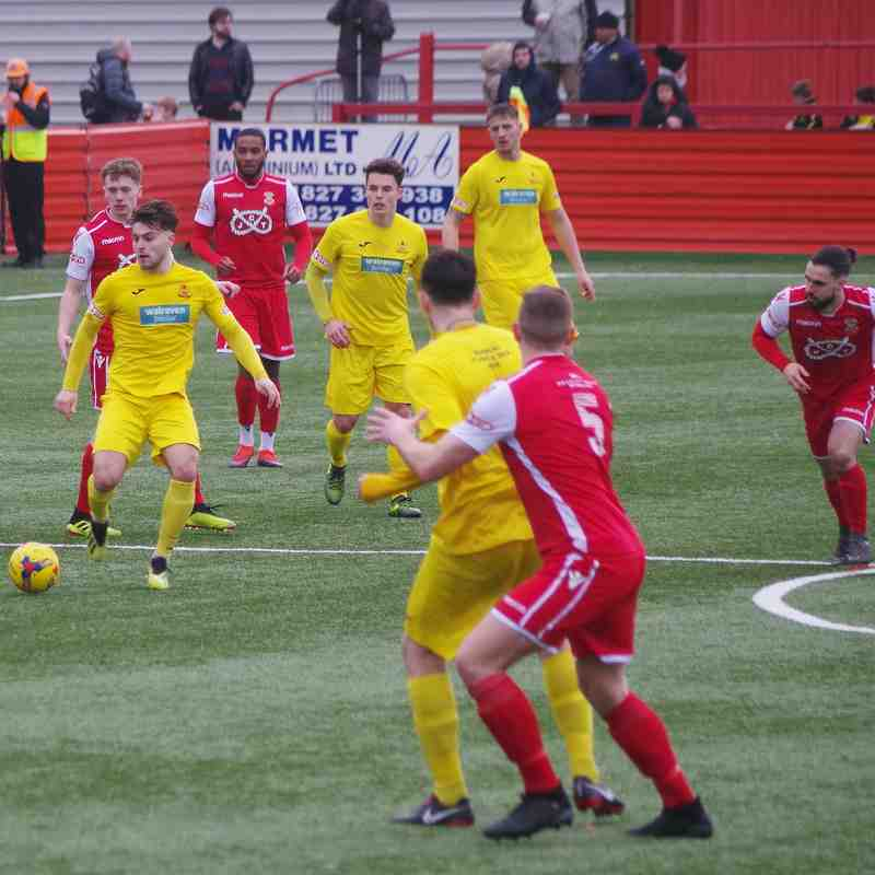 Photos - Tamworth v Banbury United