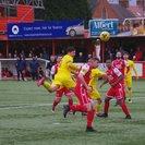 Tamworth 4-0 Banbury United