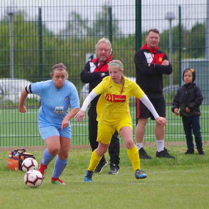 Banbury United Women Development v Carterton Res