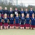 Ladies 1st XI beat Tamworth 0 - 3