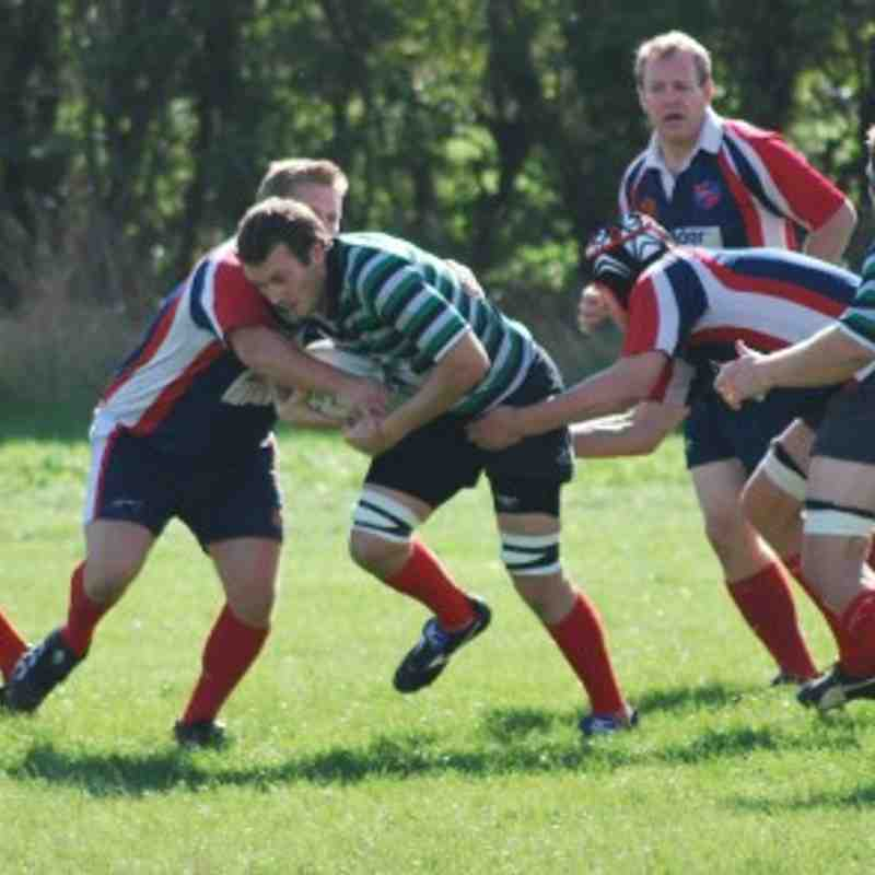 Grove 1st v Oxford 18th Sep