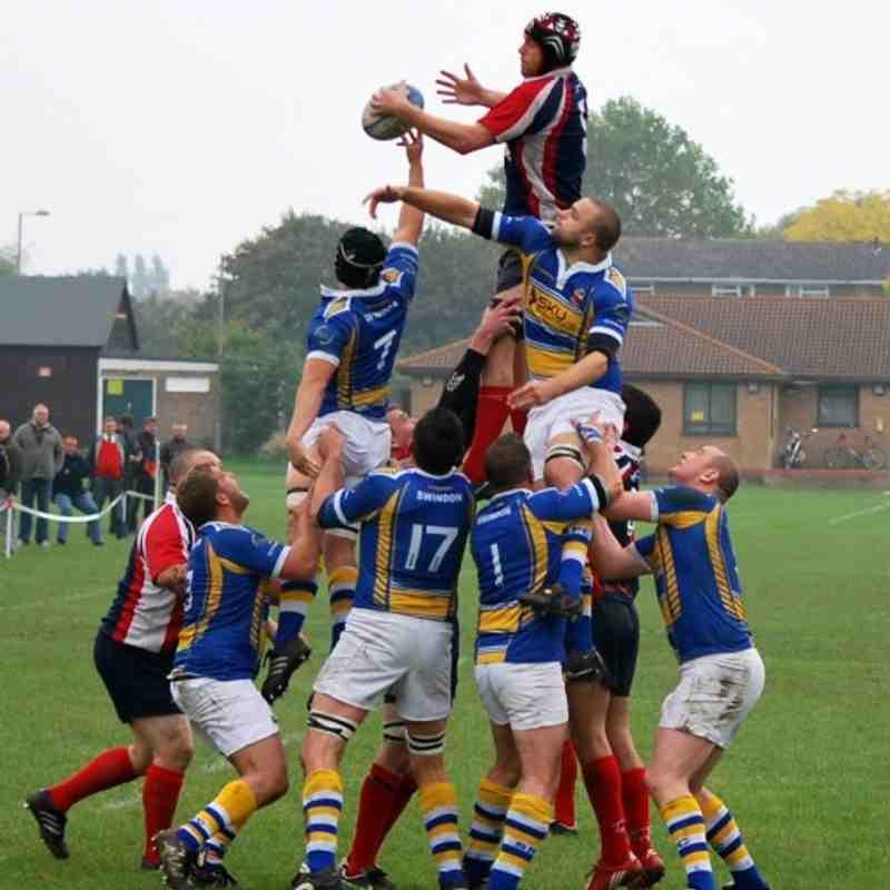 Grove 1st v Swindon