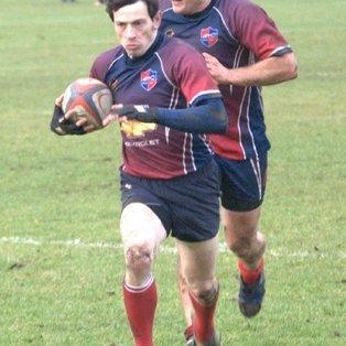 Grove RFC (23) vs. Aylesbury RFC (19)