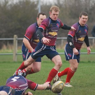 Grove lose by a considerable margin to Wootton Bassett