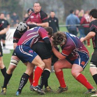 Grove 1st's lose away at Aylesbury